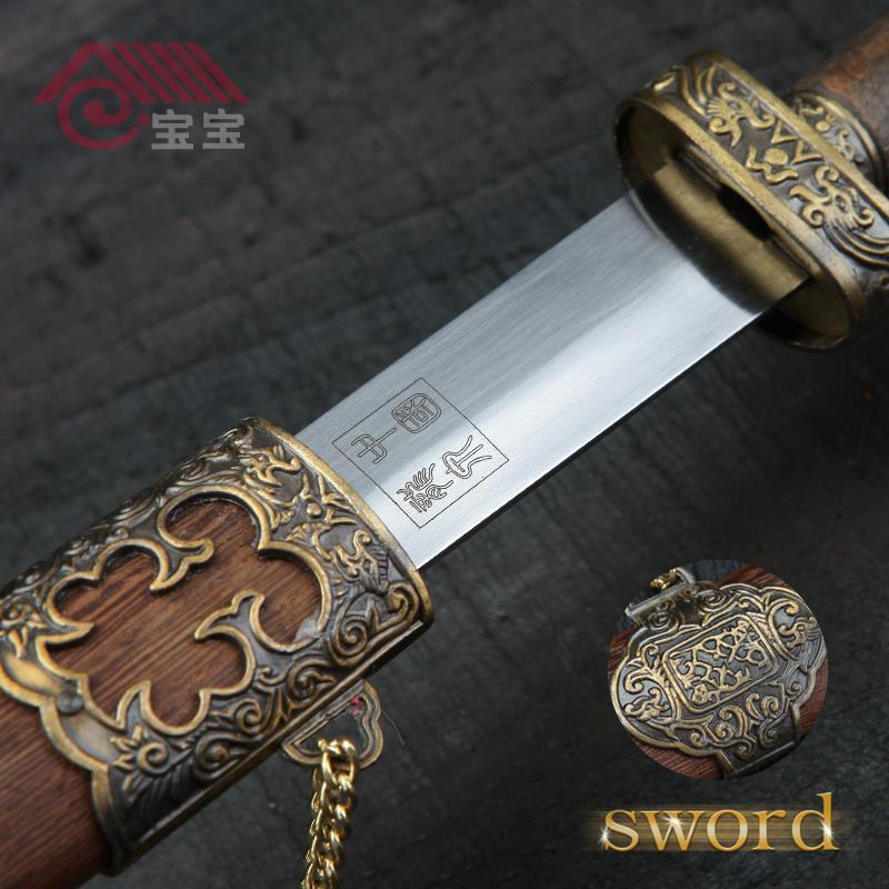 LQS15hj070019 hand making short sword vintage home decor dagger