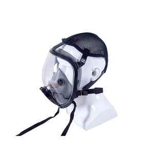 China Famous Brand Firefighting Safety Mask ,Fightfighting Mask Respirator, Full Face Mask