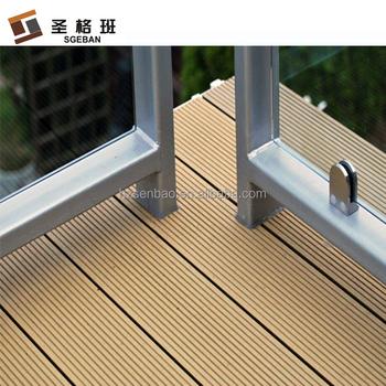 Wpc Test exterior wpc decking wood plastic composite deck floor ce test eco