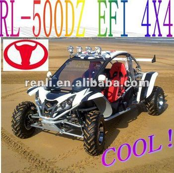 Quadricycle 500cc Uk Road Legal Buggy Atv