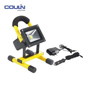 Professional Supplier Led Portable Spotlight Rechargeable