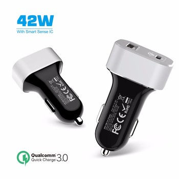 30W PD car charger , type c pd car charger ,usb-c power delivery charger