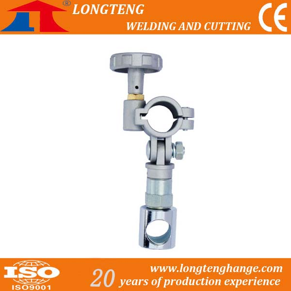 Gas Cutting Torch Accessories , Spread Eagle Type Cutting Torch Holder for CNC Flame Cutting Machine Parts