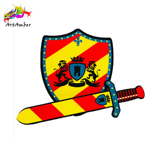 EVA foam toy product sword and shield set for kids