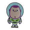 Wholesale high quality cartoon embroidery spaceman patch iron on