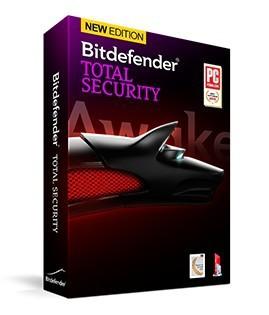 2 год / 3 пк Bitdefender всего безопасность