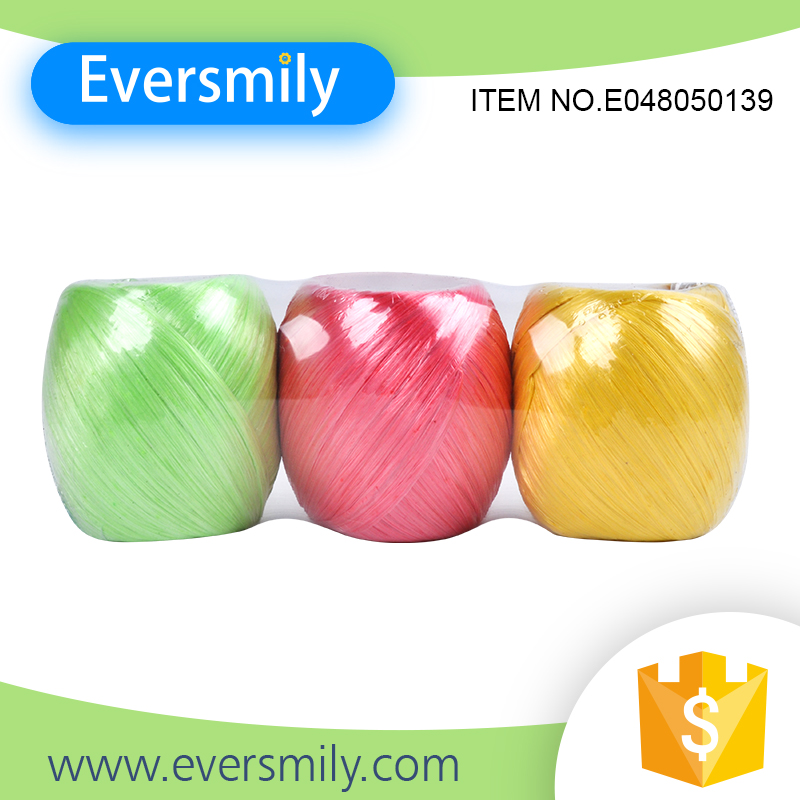 Top quality multifunctional use packing twine plastic pp rope for sale