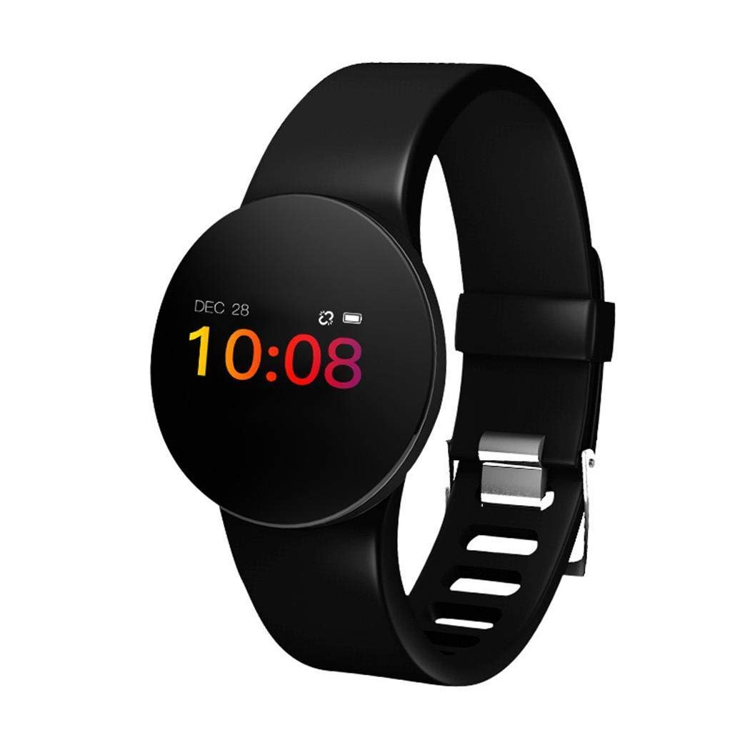 Blood Pressure Smart Watch Fitness Tracker with Heart Rate Monitor Bluetooth Google Watch Call Reminder Waterproof Smart Watch