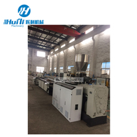 Hot sale high quality pvc windowsill profile machine/upvc extrusion line top selling products 2018