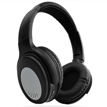 Bluetooth Headphone Over-Ear Wired Wireless Headphones Foldable ANC Bluetooth 4.2 Stereo Headset with Mic Support TF Card