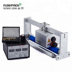 DK-1100 Batch Number Coding Equipment Automatic Production Expiry Date Marking Printing Machine Solid Ink Roll Code Printer