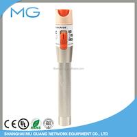 10MW Fiber optic test pen 10-12 km Optical fiber cold pick up tools