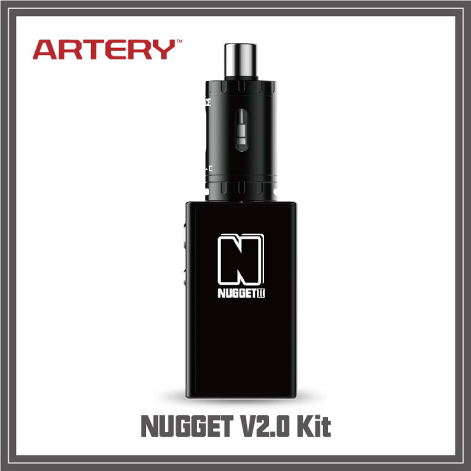 how to clean a nugget 2 vape