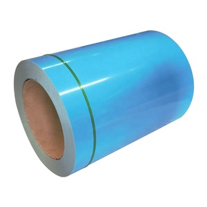 PPGI Coils Color Coated Steel Coil Metal Roofing Sheets Building Materials Prices Ral Color