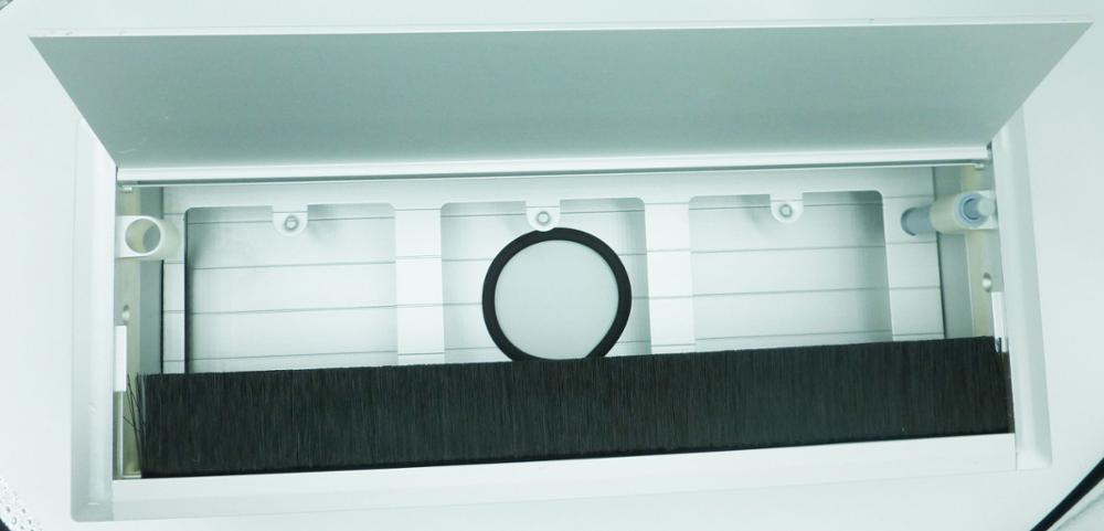 Cable Grommet Desk Plug Hole Cover Desktop Cable Organizer Desk Wire ...
