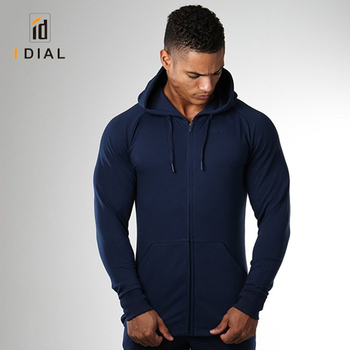 e5c9dae3e9eef0 Latest design jacket for men custom crop top sweatshirt hoodie fitness  running jackets classic zip hoody