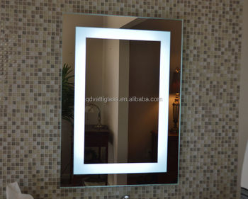 Hot Ing Bathroom Gl Lighted Led Mirror