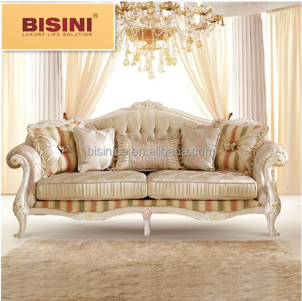 Inflatable Sofa Malta: French Romantic Fresh Feel Fabric Sofa Set, View Sofa Set
