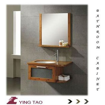 E Save Antique Style Bathroom Hanging Wall Cabinet Design