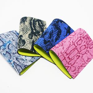 Waterproof Stretch Fabric Neoprene Colored Fabrics