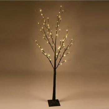 Black Birch Twig Christmas Decoration Led Tree Light Indoor Outdoor