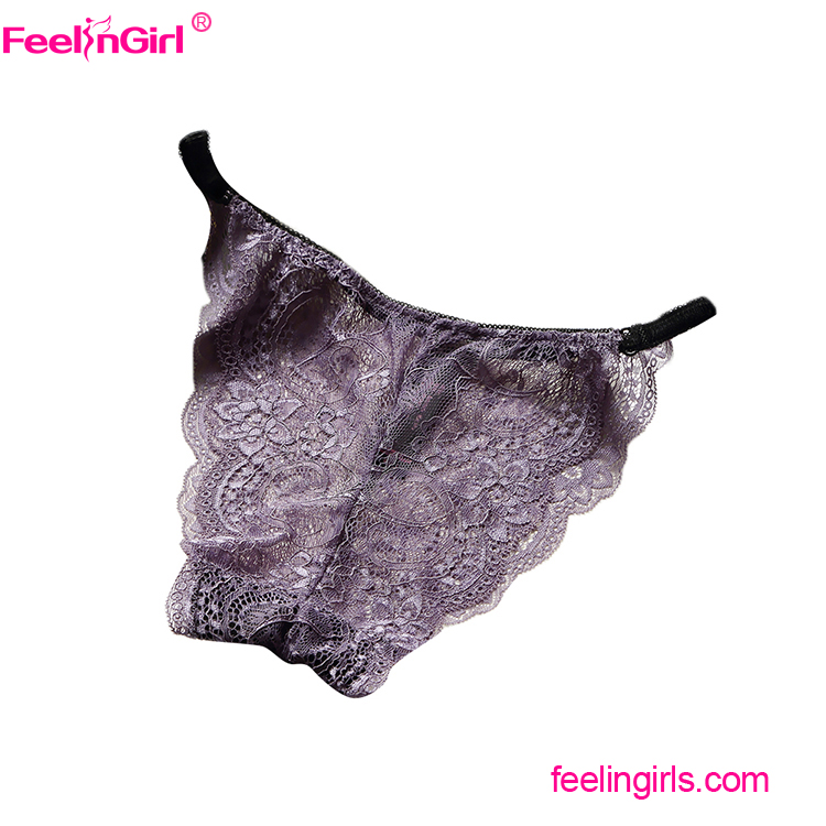 Custom Logo Free Sample Polyester Fancy Panty Sizes For Women In India