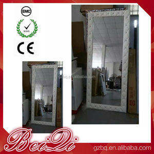 Fancy Wall Mirrors Wholesale Barber Shop Beauty Salon Mirror