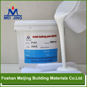 high quality water-proof mucilage glue for mosaic