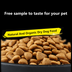 Pet Food Natural Organic Dry Dog Food