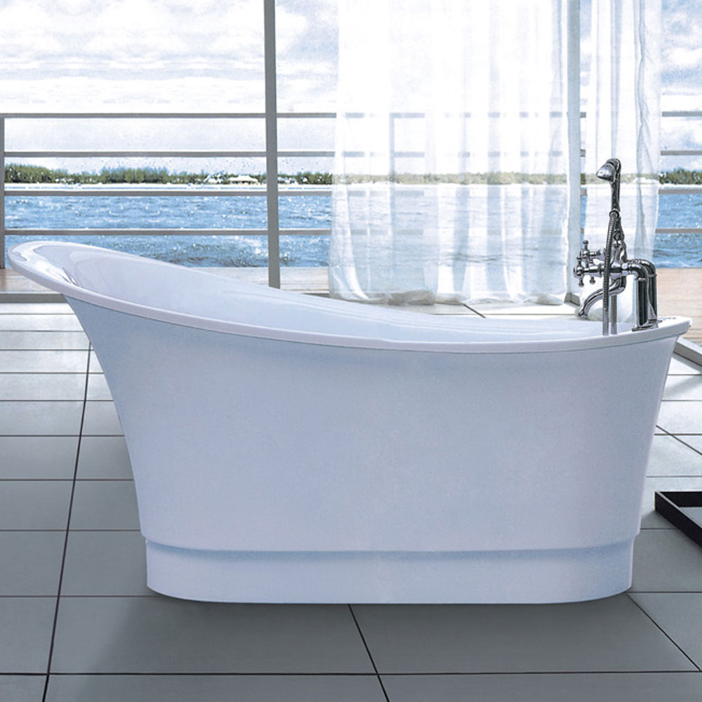 Freestanding Classical Bathtub, Freestanding Classical Bathtub ...