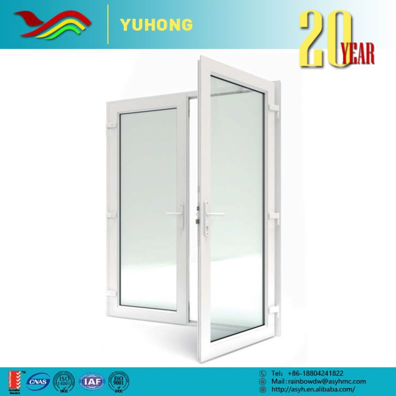 China manufacturer bottom price profession custom round top exterior entry door