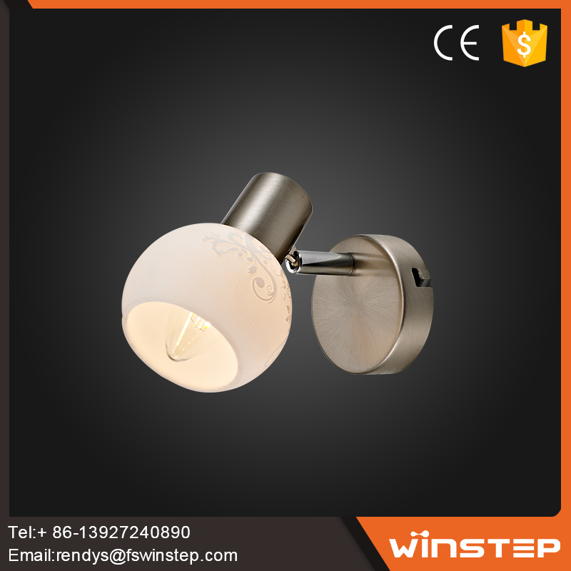Sophisticated technology Popular in UK/USA indoor led wall foot lamp