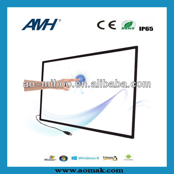 ir open frame touch screen for LCD TV