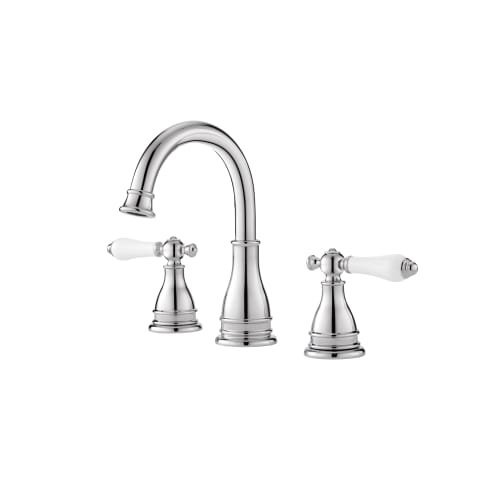 "Pfister LF-WL8-SNPC Pfister Sonterra 2-Handle 8"" Widespread Bathroom Faucet in Polished Chrome Pfister Sonterra 2-Handle 8"" Widespread Bathroom Faucet in Polished Chrome,, Small,, Polished Chrome"