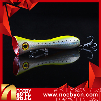 NOEBY NBL9247 205mm new design big GT tuna poppers