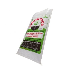 25Kg Fertilizer Bags Dimensions Pp Woven Bag For Fertilizer