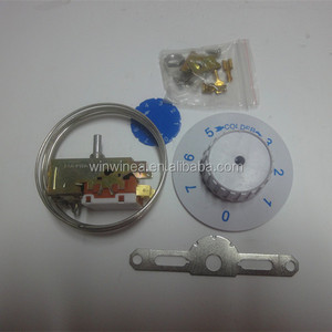 Defrost thermostat ranco k50 thermostat for refrigerator
