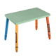 Square Crayon Kids Craft Art Activity Table