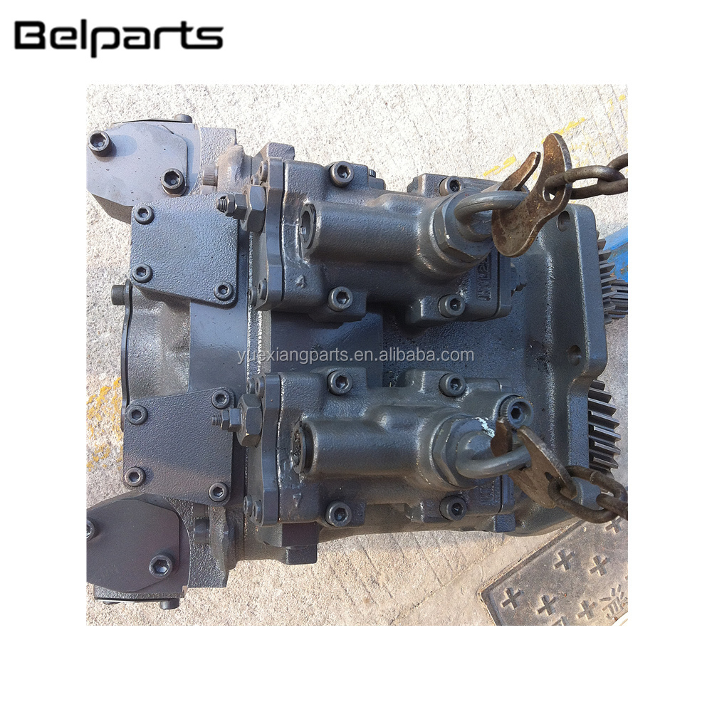 The stainless steel piston pump assy EX200-5 ZX200 ZX200LC HPV102FW HPV0102 HPV102 hydraulic main pump with 9150726 9191164