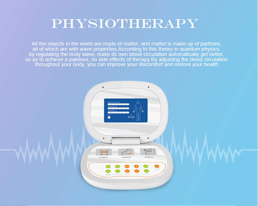 2019 Advanced Special bioelectricity therapy instrument