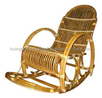 Hot Sale: New Design Comfortable Rattan Relax Chair,traditional Vietnam  Style Handicraft,