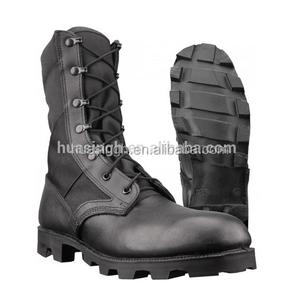 1a921f2bc67 original Panama rubber sole Wellco brand combat type army jungle boots