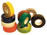 UL listed Electrical Vinyl PVC insulation tape like VINI DENKA