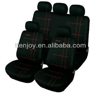 High Back Seat Cover Ej8031