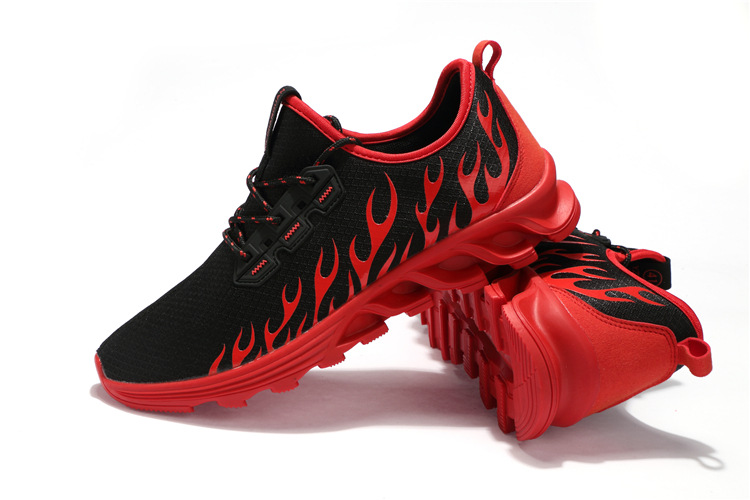 sneakers New breathable running shock design mesh men shoes absorption rOw8Oq