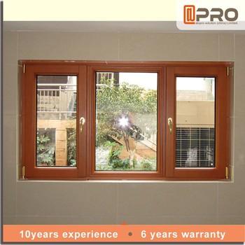 Ventana de madera de aluminio ventanas grandes ventanas for Ventanas de madera precios en rosario