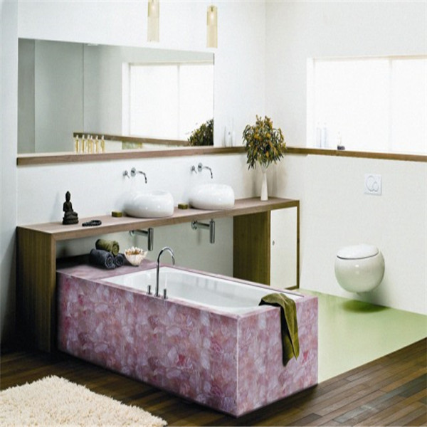 Pink Countertops Kitchen