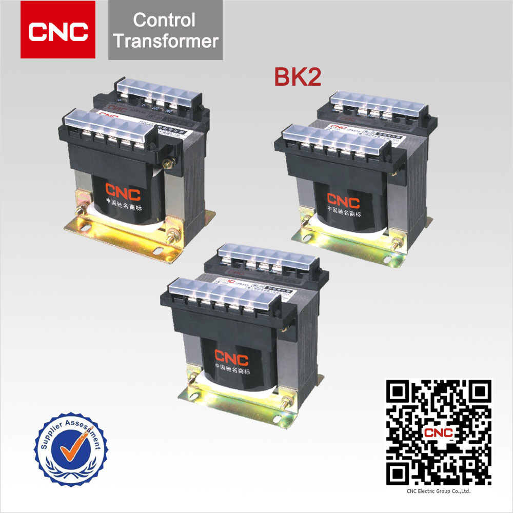 Hot sale! BK2 Type Control Transformer mini transformer 12v