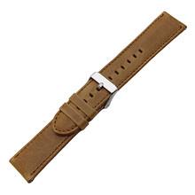 Пояса из натуральной кожи часы ремешок для Rolex 22 мм для мужчин женщин Quick Release ремешок на запястье петли ремня браслет чёрный; Кори(Китай)