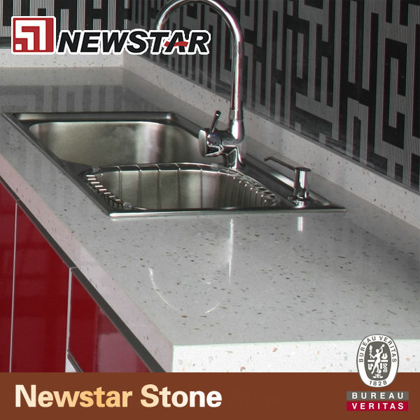 Newstar Quartz Top Kitchen Table